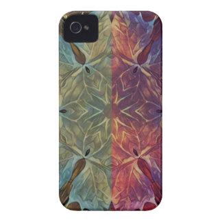 Leafy Gal iPhone 4 Case