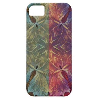 Leafy Gal iPhone 5 Cover