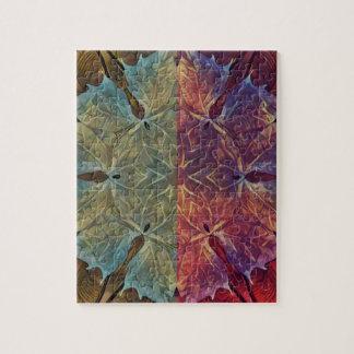 Leafy Gal Jigsaw Puzzle