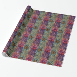 Leafy Gal Wrapping Paper