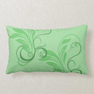 Leafy Glade Lumbar Pillow