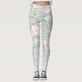leafy leggings