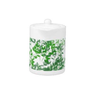 Leafy Pattern Design