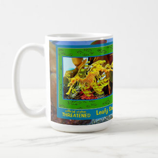 Leafy Sea Dragon, and here's a 15 oz mug -