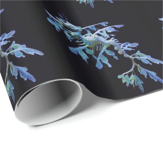 Leafy Sea Dragon Wrapping Paper