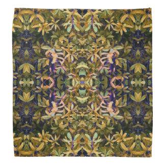 Leafy Tapestry Bandana