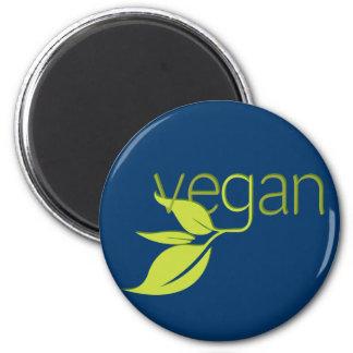 Leafy Vegan Magnet