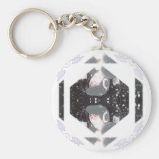 Leafyishere Keychain