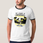 League of Librarians T-shirt - guybrarian size