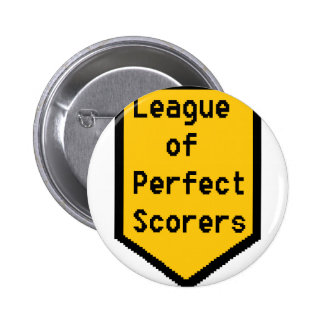 League of Perfect Scorers (LPS) 2 Inch Round Button