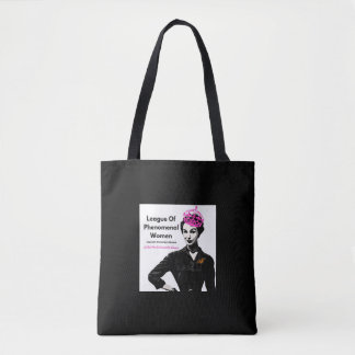 League of Phenomenal Women Tote Bag