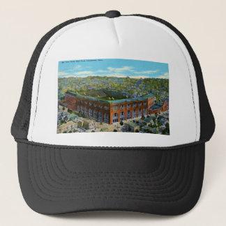 League Park Baseball Stadium Trucker Hat