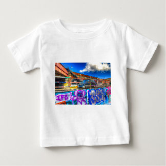 Leake Street and London Taxi Baby T-Shirt