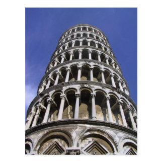 Leaming Tower of Pisa Postcard