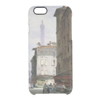 Leaning Tower, Bologna Clear iPhone 6/6S Case