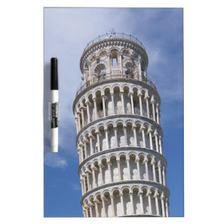 Leaning Tower of Pisa Dry Erase Board