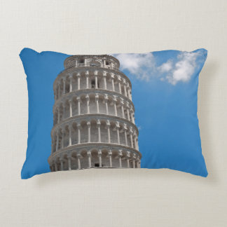 Leaning Tower of Pisa in Italy Accent Pillow