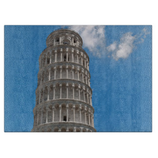 Leaning Tower of Pisa in Italy Cutting Board