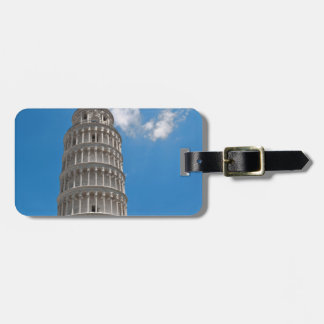 Leaning Tower of Pisa in Italy Luggage Tag