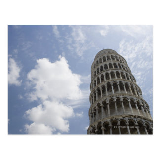 Leaning Tower of Pisa, Italy 3 Postcard