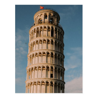 Leaning Tower of Pisa - Italy Postcard