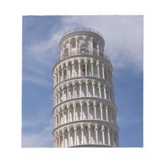 Leaning Tower of Pisa Notepads