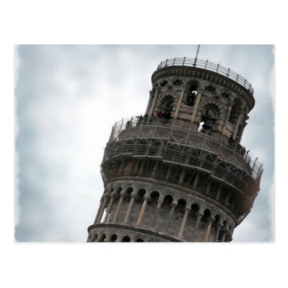 Leaning Tower of Pisa Postcards
