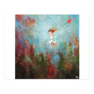 Leap#288 Postcard