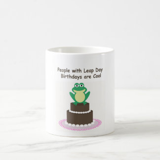 Leap Day Birthday Mug