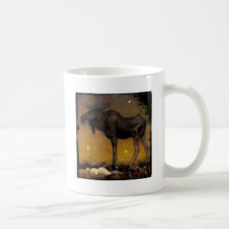 Leap Elk Princess Cotton Asleep Coffee Mug