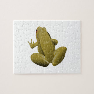 Leap Frog Jigsaw Puzzle