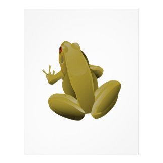 Leap Frog Letterhead