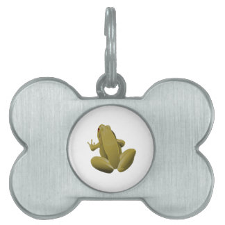 Leap Frog Pet ID Tag