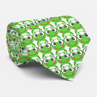 Leap Year/ Leap Day Frog Tie