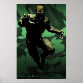 Leapin' Lizardman! Poster