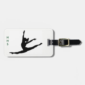 Leaping Bags Luggage Tag