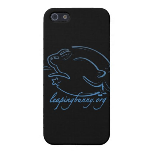 Leaping Bunny Logo iPhone 5 Cases