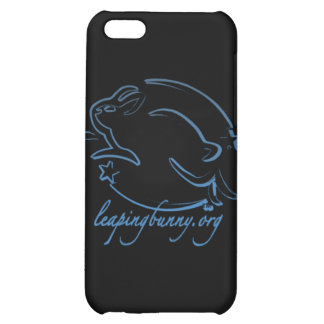 Leaping Bunny Logo Case For iPhone 5C