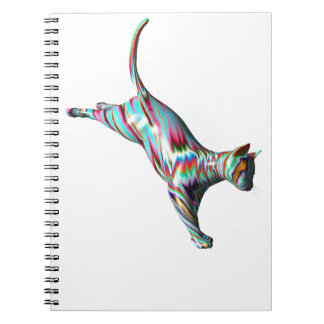 Leaping Cat Notebooks