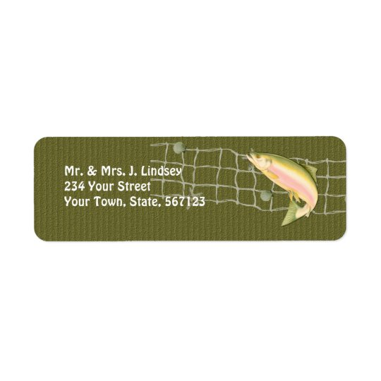 Leaping Fish Labels
