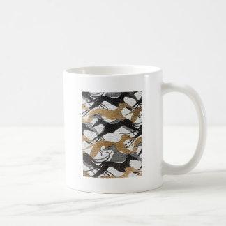 Leaping Hounds Coffee Mug