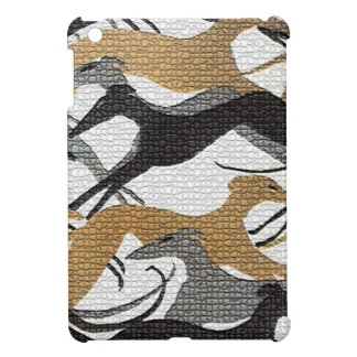 Leaping Hounds Cover For The iPad Mini