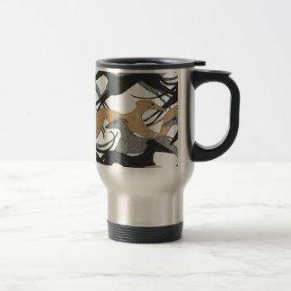 Leaping Hounds Travel Mug