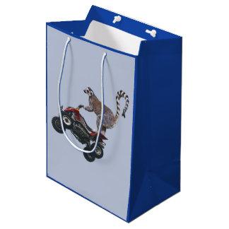 Leaping Lemur Gift Bag