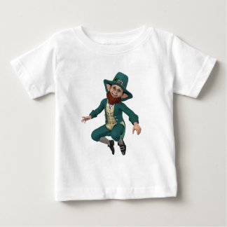 Leaping Leprechaun Baby T-Shirt