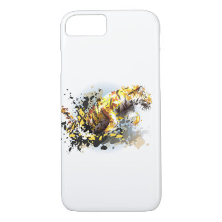Leaping tiger iPhone 8/7 case
