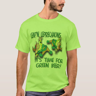 Leap'n Leprechauns T-Shirt