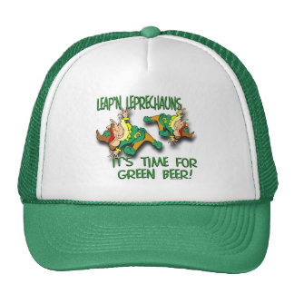 Leap'n Leprechauns Trucker Hat