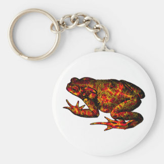 Leaps and Bounds Keychain