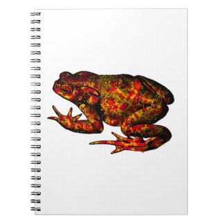 Leaps and Bounds Spiral Notebooks